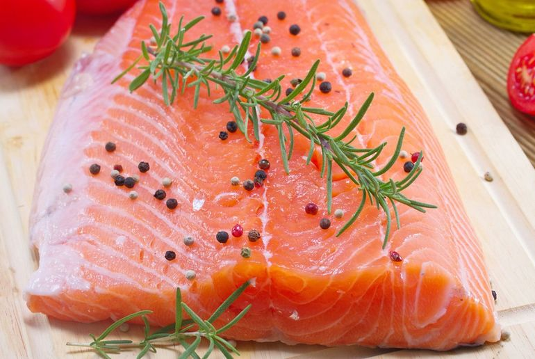 Red Fish to The Festive Table With Your Own Hands